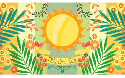 21 DE JUNIO. DIA INTERNACIONAL DEL SOL. PROTEGE TUS PIES ANTE EL ASTRO REY