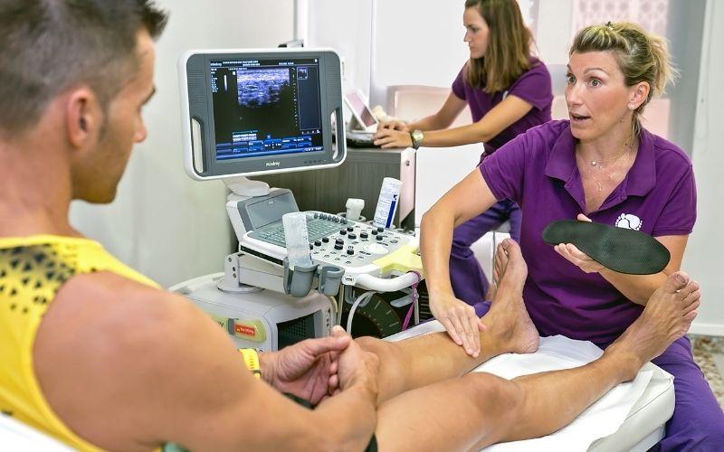 Podologia deportiva - prevencion de lesiones