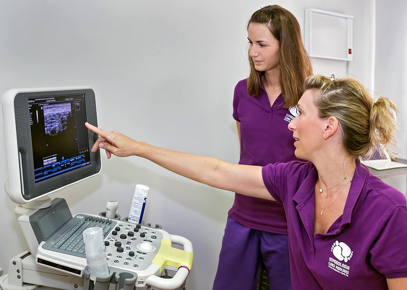 clinica de podología en Gandia