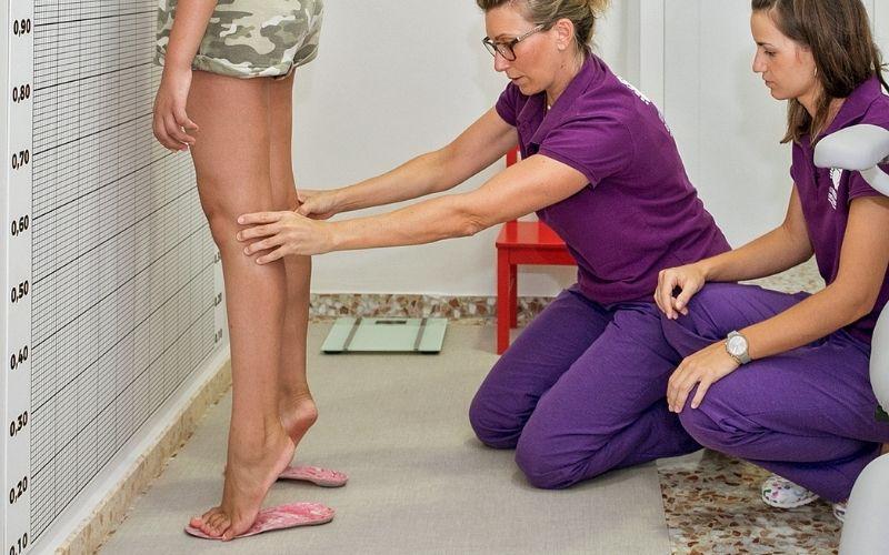 estudio biomecanico del pie y la pisada