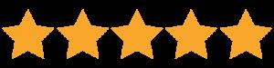 puntuaciones google 5 estrellas