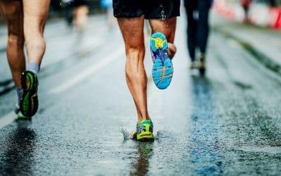 Consejos para correr cuidando tus pies