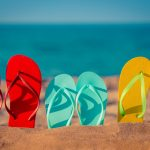 chanclas en verano - ESPodología - clinica podologia gandia